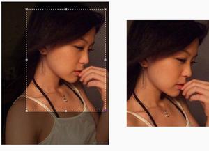 JavaScript图片裁剪效果