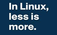 Linux中使用命令more,less,cat查看文件内容